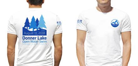 Donner Lake Open Water Swim 2018