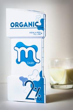 Jesse Sutherland Re-design Milk