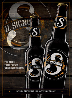 Jesse Sutherland Beer Ad
