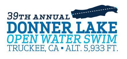 Donner Lake Open Water Swim 2019