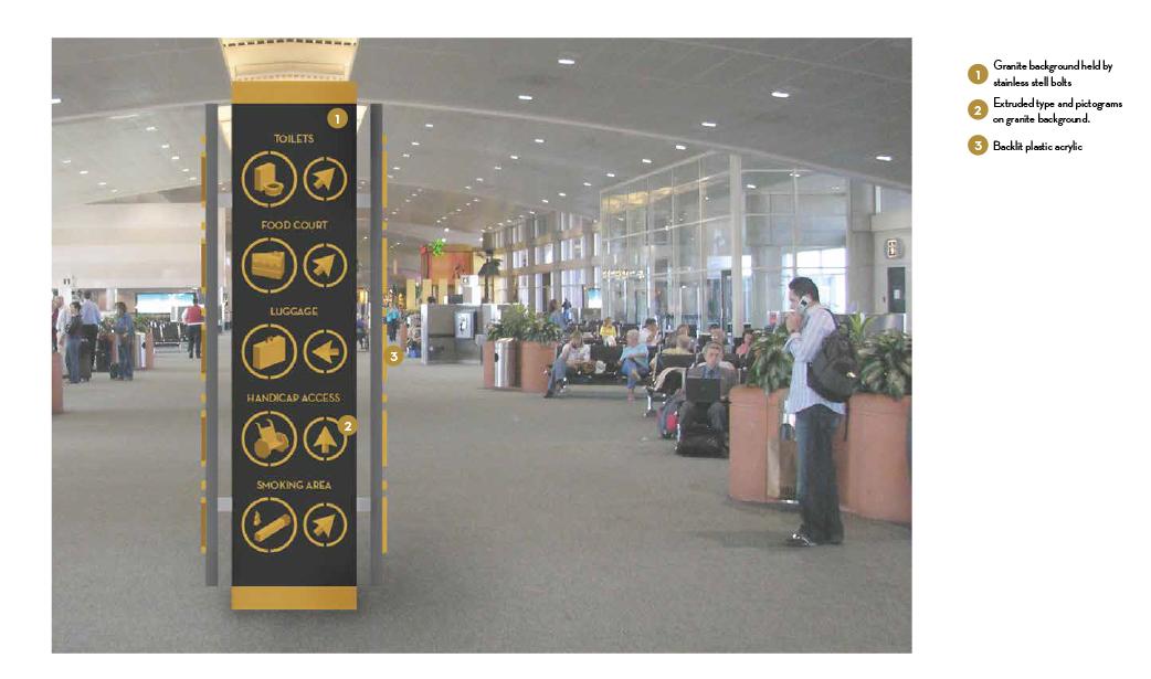 Orlando Bustos Airport Branding 11