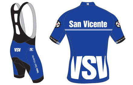 Velo San Vicente
