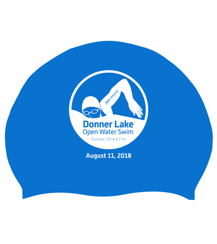 Donner Lake Open Water Swim 2018