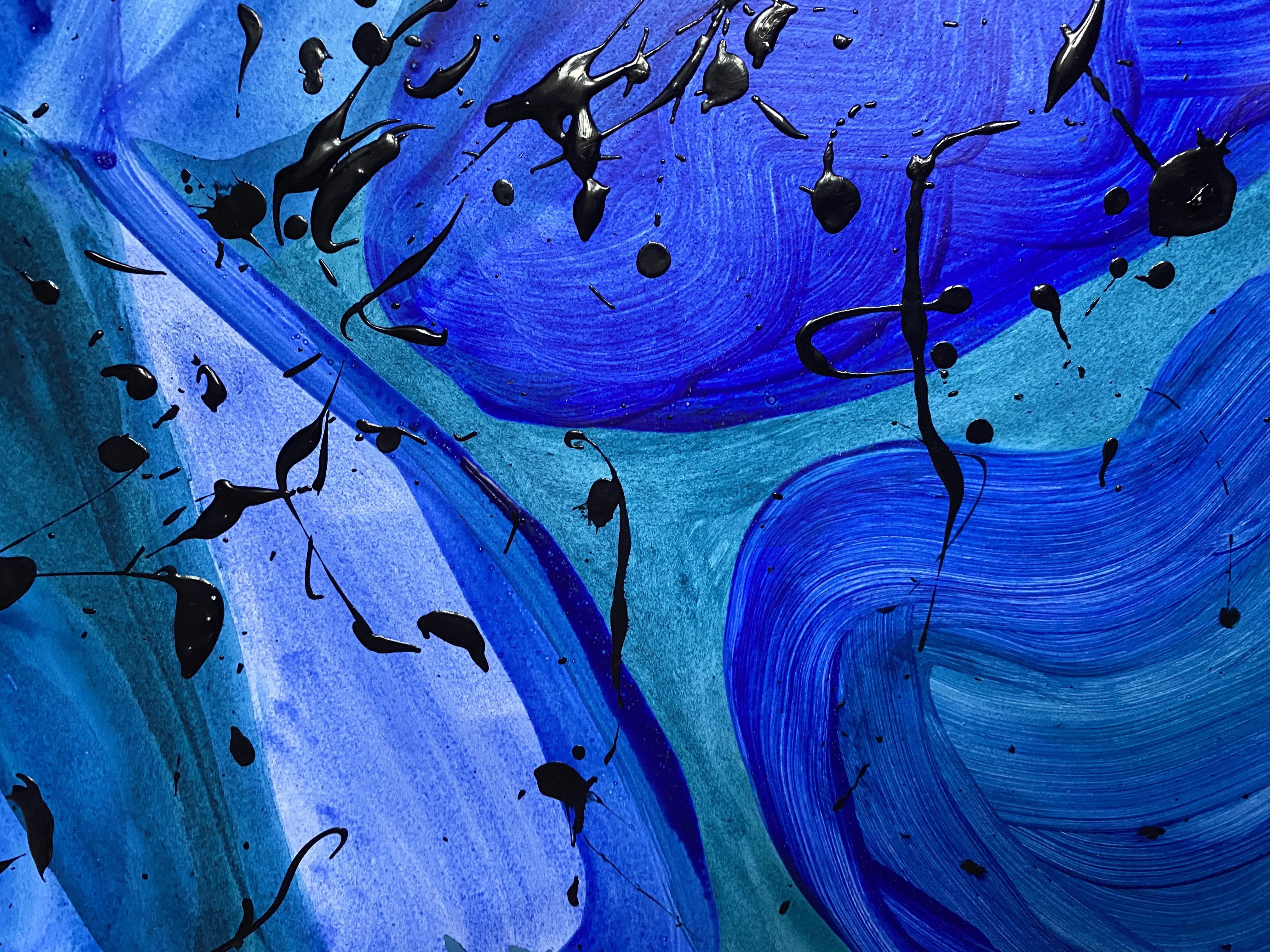 Bleu du voyage I details.JPG