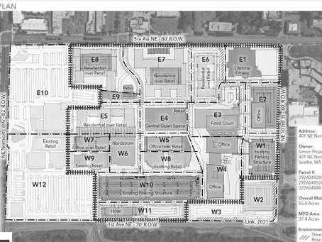 Northgate Mall Development