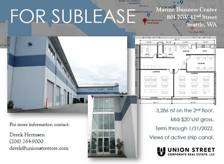 Frellard Sublease