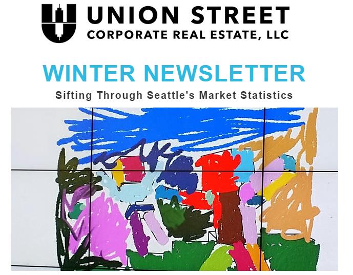 Union Street 2016 Winter Newsletter - Seattle, WA
