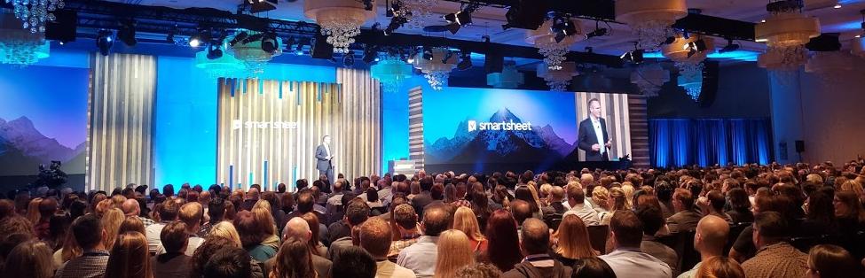 Smartsheet Engage 2018 - Bellevue, WA