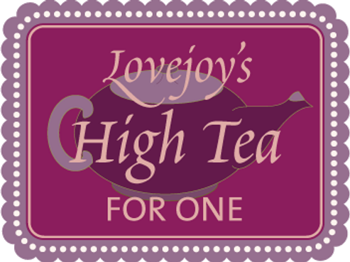 High Tea for One $24.95 + 8.5% tax
