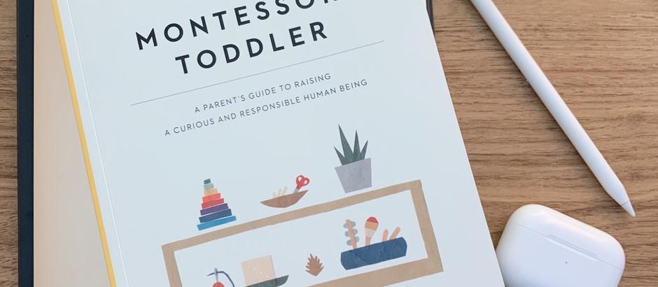 Review: รีวิวหนังสือ The Montessori Toddler ใครกำลังหาแนวทางเลี้ยงลูกแนวนี้ ต้องมีเล่มนี้!