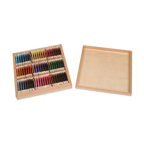Premium Wooden Colour Tablets