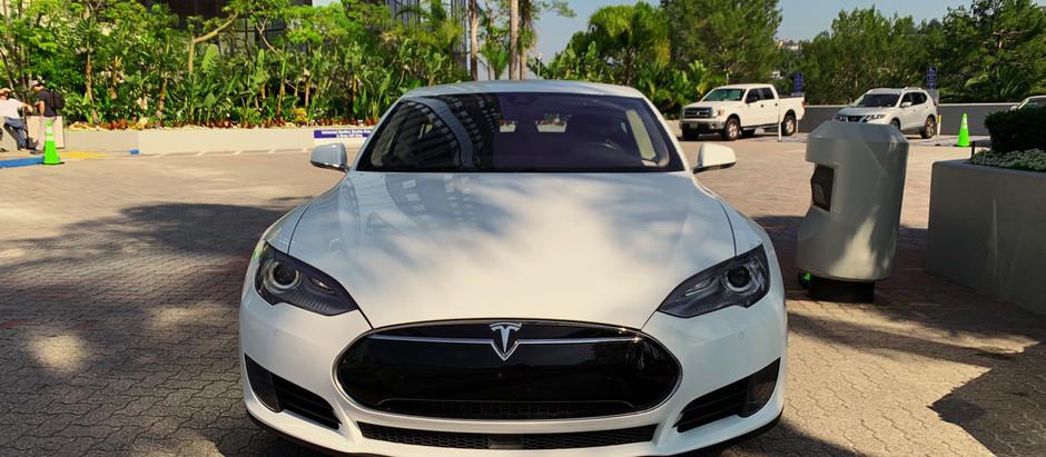 รีวิวประสบการณ์เช่ารถ Tesla Model S ขับเที่ยวใน Los Angeles, USA (ฉบับพาเด็ก 1 ขวบ ไปซิ่งด้วยกัน)