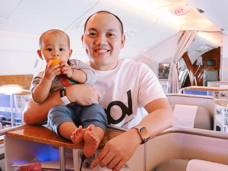 พาลูกเดินทางไป Hong Kong ในช่วงวัย 10-11 เดือน