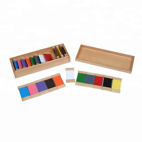Premium Wooden Color Tablets (11 Colors)