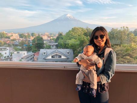 เล่าประสบการณ์ พาเด็กทารก วัย 2 เดือน เดินทางไปต่างประเทศครั้งแรก