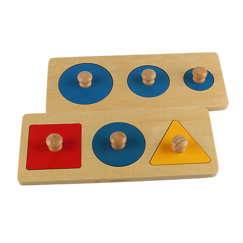 Learn the Shapes Puzzle