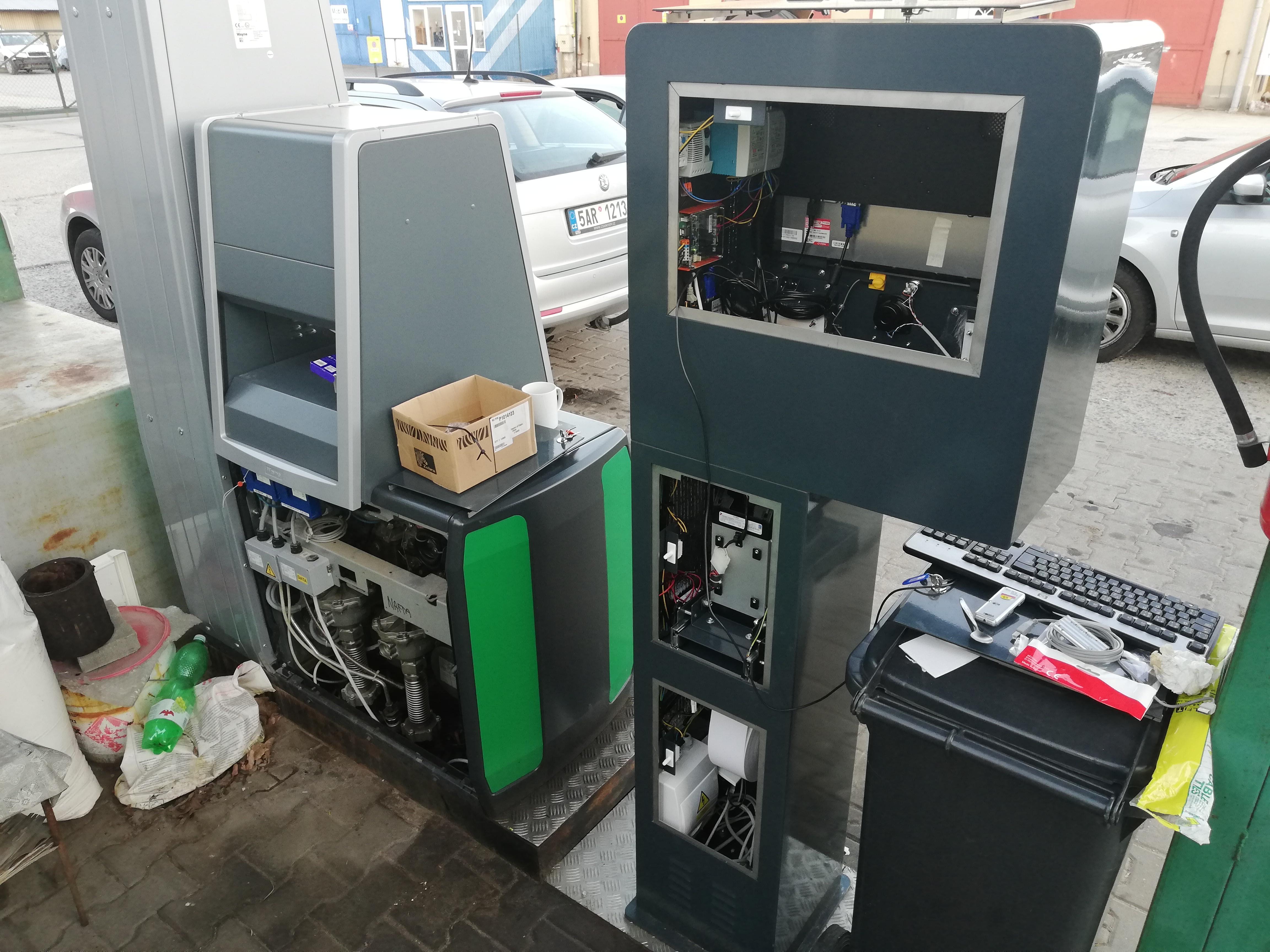 Technologická prohlídka dle ČSN 650201