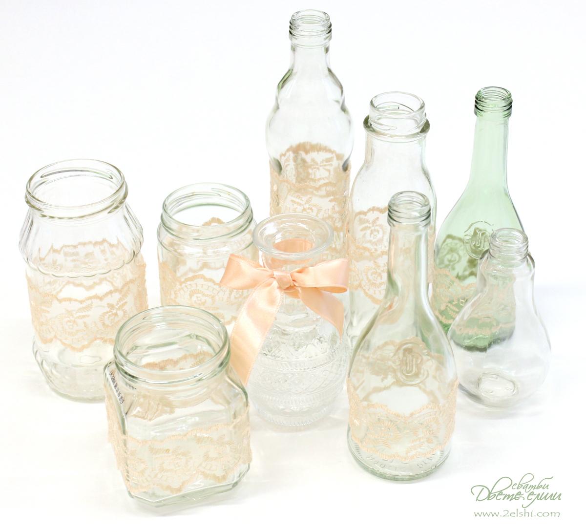 стъклени декорации