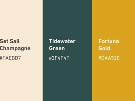 Предизвикателство Януари - Цветовете на 2021 година на Shutterstock