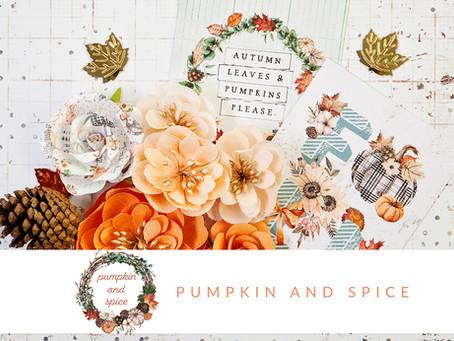 Есенно вдъхновение от Prima Marketing Inc.