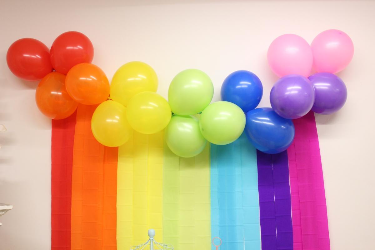 Шарени балони