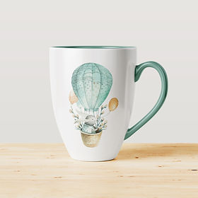 Чашка със зайче