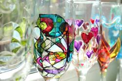 Рисуване на стъкло