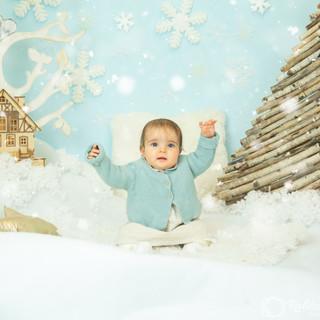 Коледна фотосесия