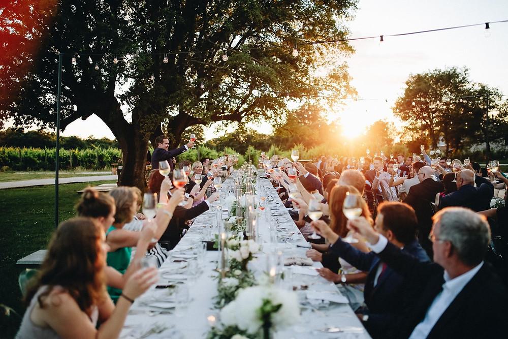 Wedding in Croatia, meneghetti winery venue