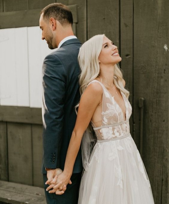 submit your wedding on a bridal blog