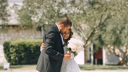 Intimate wedding in Herzegovina in the time of the pandemic