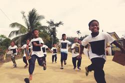 Happy Orang Asli kids