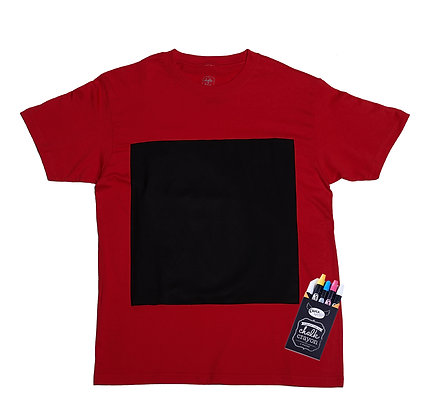 Short Sleeves ( Red )