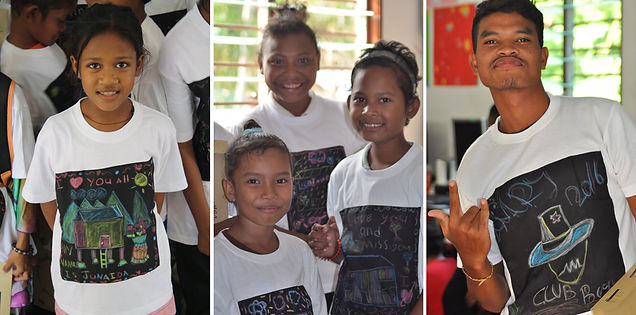 Orang Asli Community Malaysia x Chalkapella