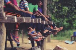 Orang Asli kids
