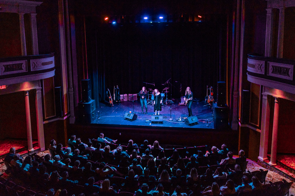 Strande Theatre, Pontiac, MI