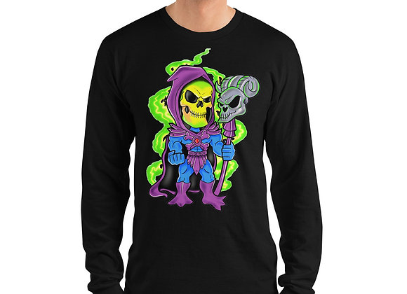 Skeletor long sleeve