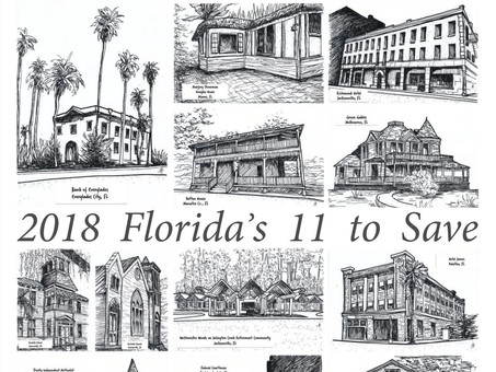 The Fall 2018 Florida Preservationist