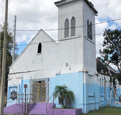 Black Bottom House of Prayer