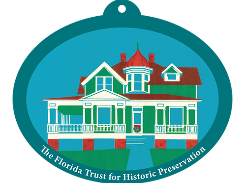 Florida Trust Holiday Ornament