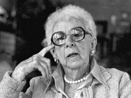 Florida Women Who Have Made History: Marjory Stoneman Douglas