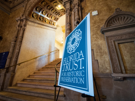 Florida Trust Endorses Leadership Change at April Board Meeting