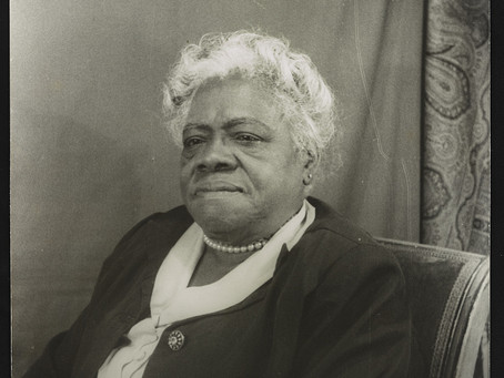 Florida Women Who Have Made History: Dr. Mary McLeod Bethune