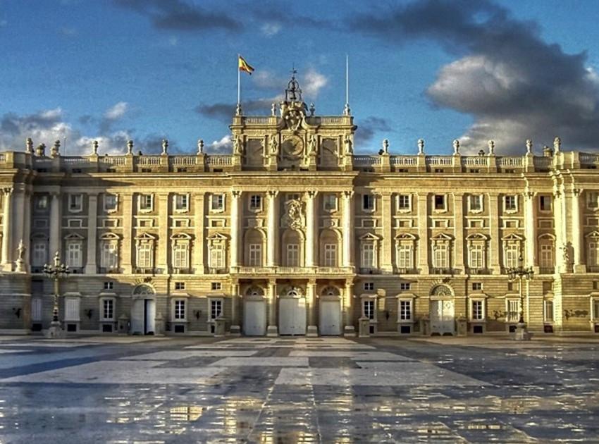 Royal Palaca of Madrid