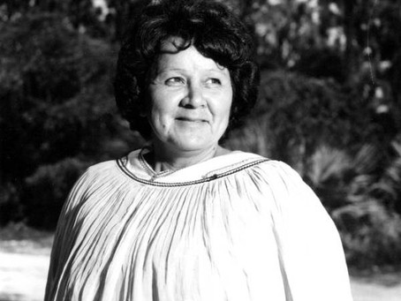 Florida Women Who Have Made History: Betty mae Tiger Jumper