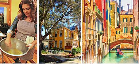 Celebrate Italian Culture and Cuisine with the Florida Trust!