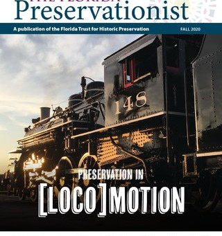 Read the Fall 2020 Issue of the Florida Preservationist