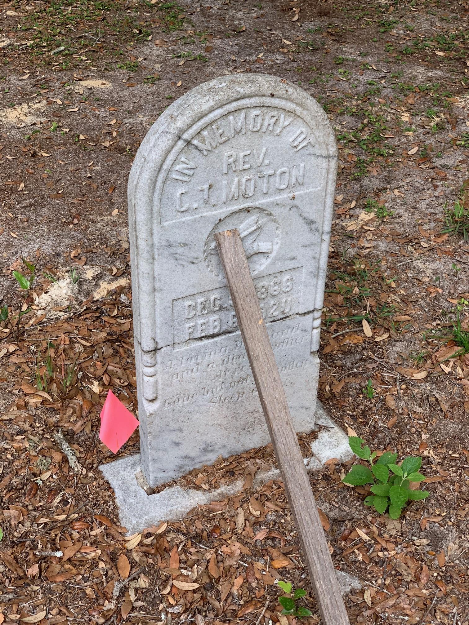 B.M.E. Cemetery