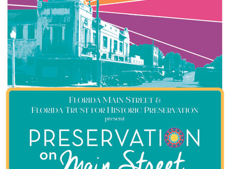 Sponsorship Opportunities Now Available for the 2020 Preservation on Main Street Conference!