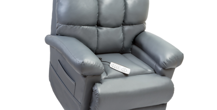Oasis Ultra Leather Charcoal